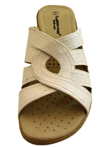 Ladies Comfort Wedge Shoes